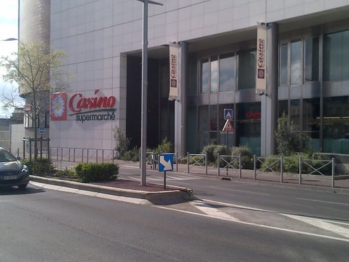 Magasin Casino Supermarchés