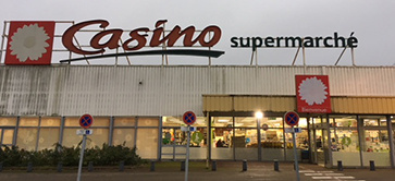 Casino Supermarchés Avallon