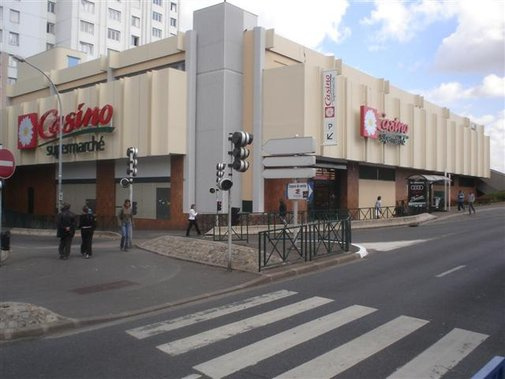 Casino Supermarchés Pont-de-Choisy