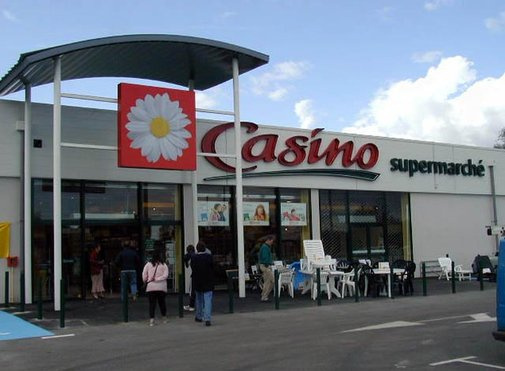 Casino Supermarchés Montpon