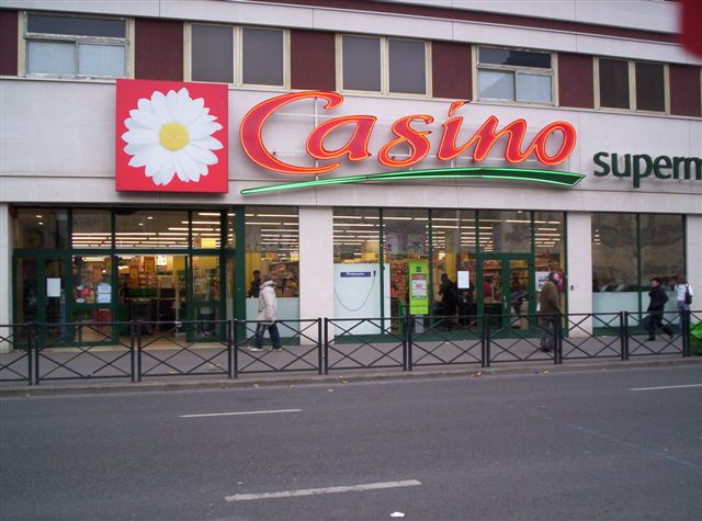 Magasin Casino Supermarché