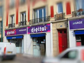 Digital Saint Maurice