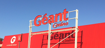 Magasin Géant Casino