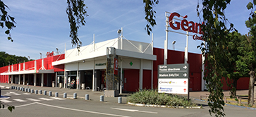 Magasin Géant Casino