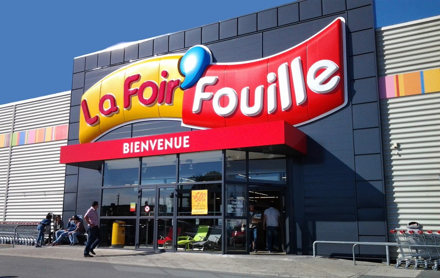 Magasin La Foir'Fouille