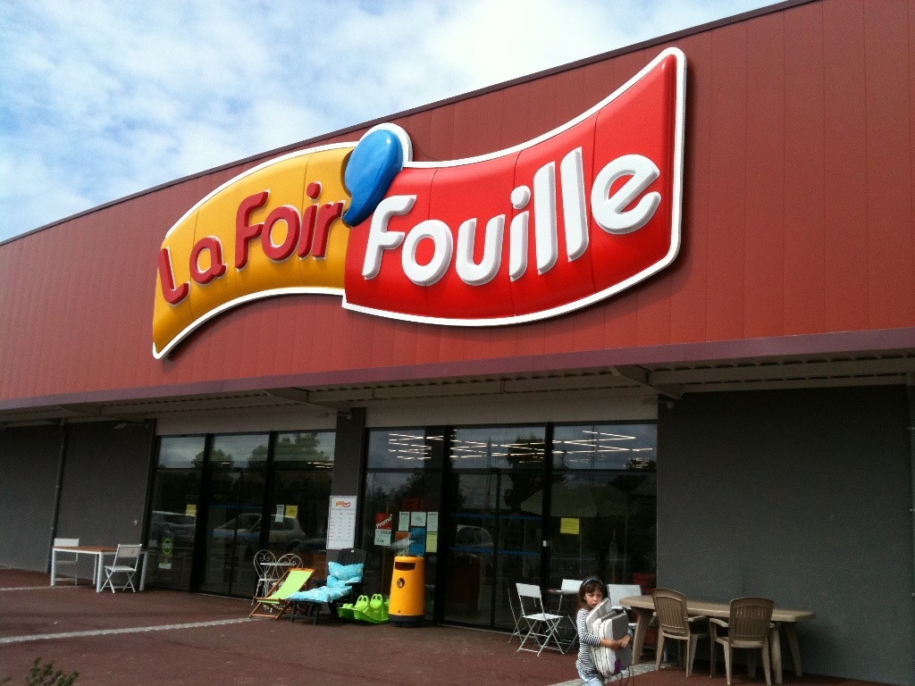 Store La Foir'Fouille