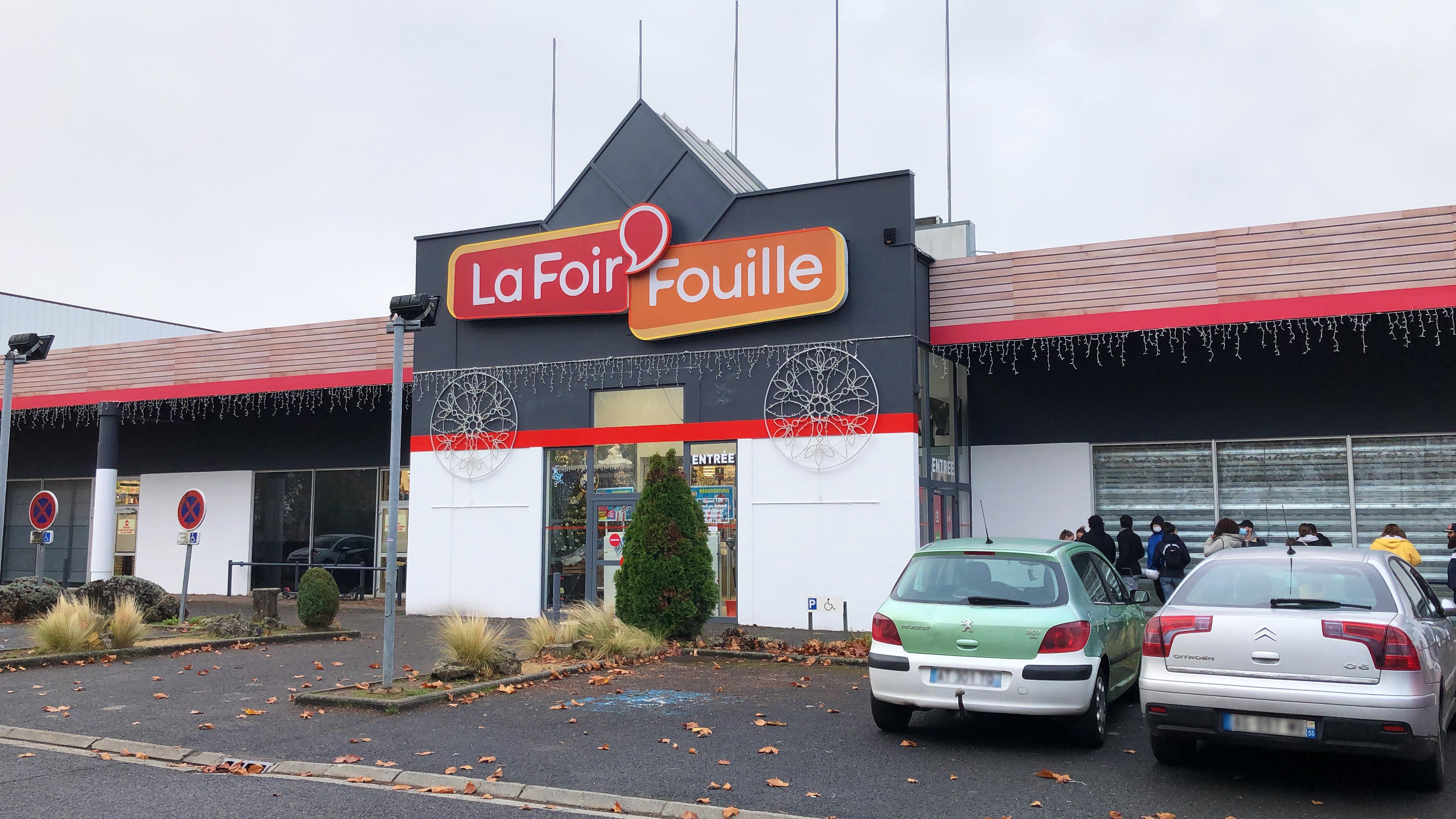 Magasin La Foir'Fouille