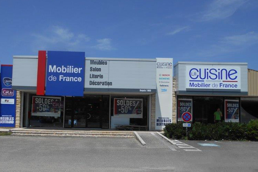 Mobilier de France VILLENEUVE SUR LOT
