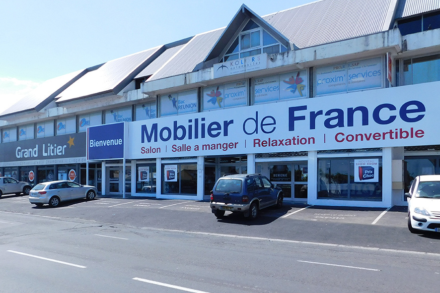 Mobilier de France SAINT PIERRE (LA REUNION)