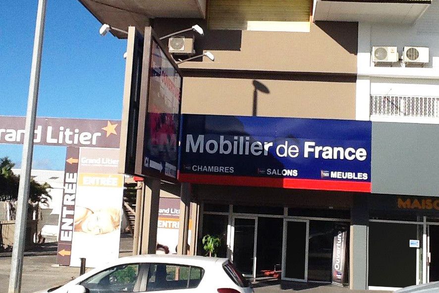 Mobilier de France SAINT DENIS (LA REUNION)