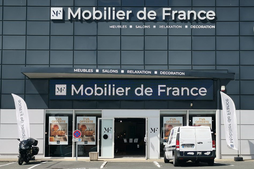 Magasin Mobilier de France